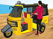 Tuk-tuk Taxi Dash