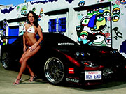 Tuning Race Girls