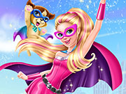 Super Ellie rettet die Stadt