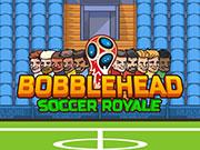 Wackelkopf-Fußball Royale