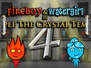 Fireboy & Watergirl 4: Kristalltempel