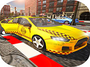 Crazy NYC Taxi Simulator