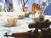 Scharfschützenwolfjäger