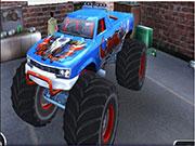 Monster Truck Stunt Abenteuer