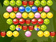 Bubble Shooter Früchte Süßigkeiten