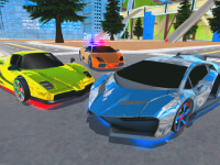 Real Cars: Extreme Racing