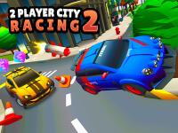 2 Player City Racing 2