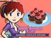 Chocolate Cupcakes: Saras Cooking Class