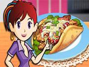 Gyros: Saras Kochunterricht