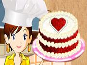 Rote Samttorte: Saras Kochunterricht